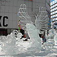 Ice Sculputure~最後の仕上げ~