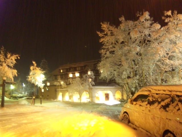 旭岳はすっかり冬